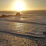 Zonsondergang Zambujeira do Mar